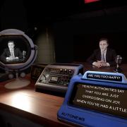 Behind the scenes of We Happy Few: Uncle Jack Live VR