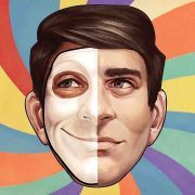 Joining forces with 'The Make Believes' to create the official We Happy Few album